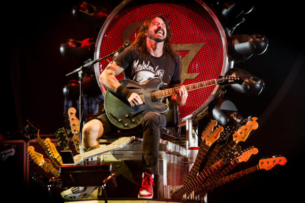 Foo Fighters Cesena | Rocks and Shots