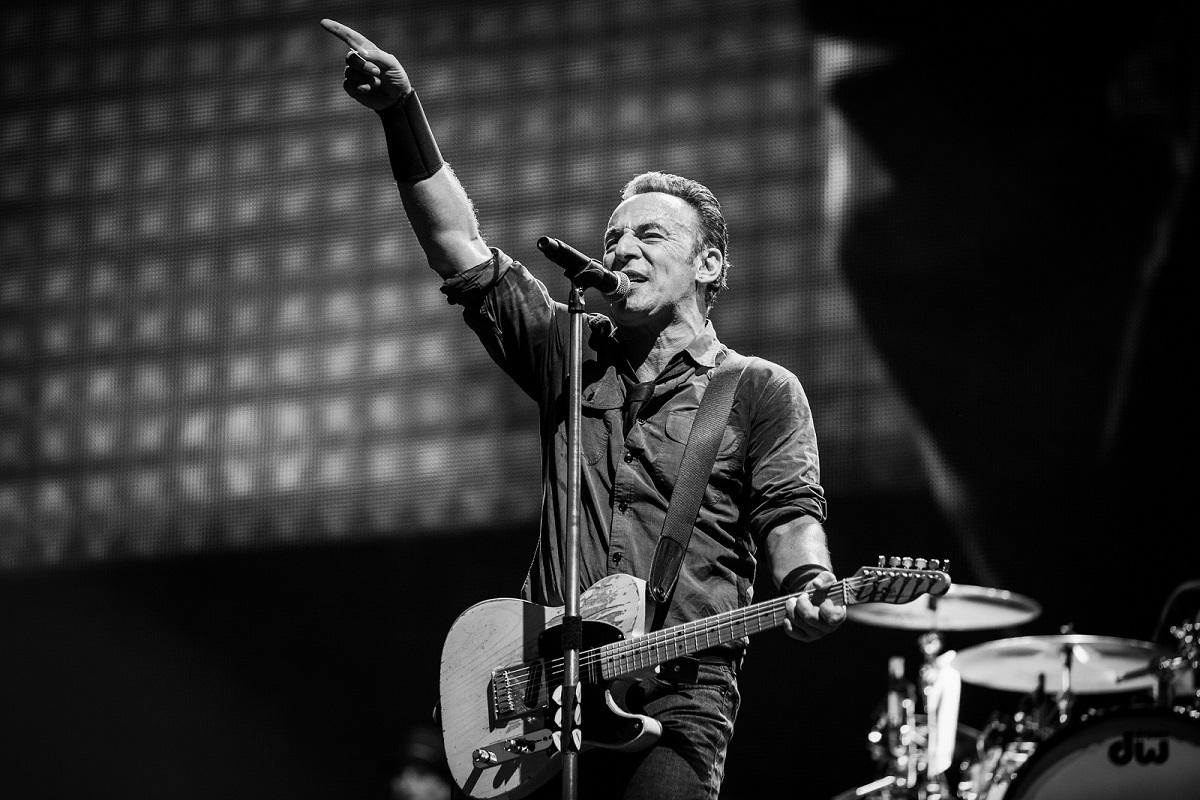 Bruce Springsteen (Roma, 2013) - Wrecking Ball Tour