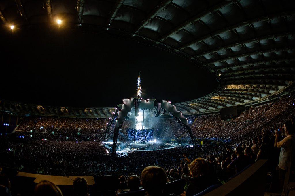 U2, 360° Tour - Henry Ruggeri