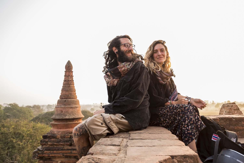 Nutshell Travel, Anna e Matteo: il viaggio a bordo di un guscio di noce