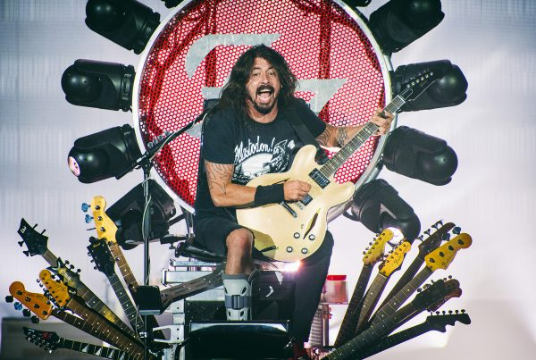Dave Grohl, Foo Fighters - Foto di Mathias Marchioni