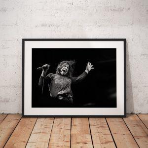 Ozzy Osbourne - Foto di Henry Ruggeri