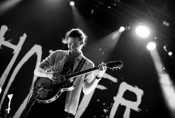 Hozier - Foto di Mathias Marchioni